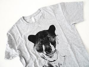 Bearfaced tee