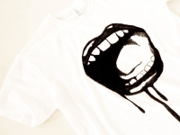 Bleeding Lips T-shirt